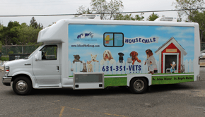 Huntington Mobile Vet - Mobile Veterinarian Huntington